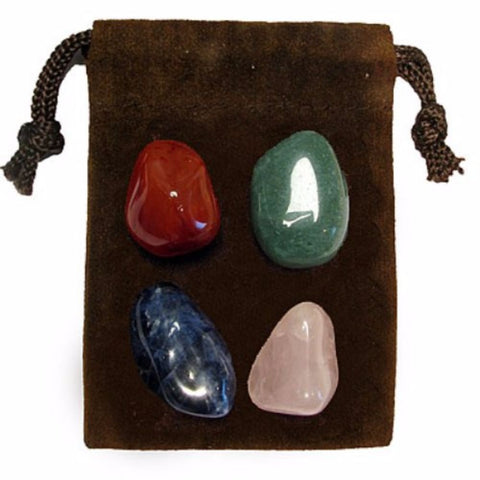 ENERGY KIT Crystal Healing Set - WEIGHTLOSS - Crystal Rock Emporium