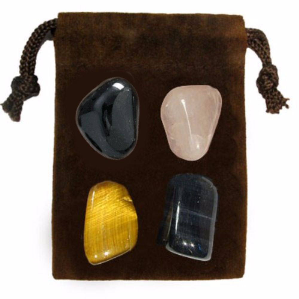 ENERGY KIT Crystal Healing Set - WILLPOWER - Crystal Rock Emporium