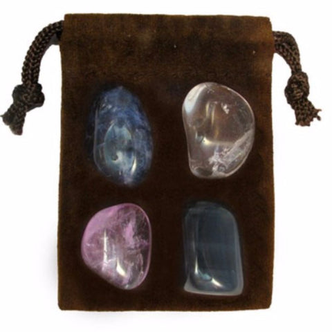 ZODIAC KIT Crystal Healing Set - SAGITTARIUS - Crystal Rock Emporium