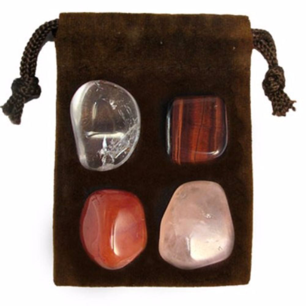 ZODIAC KIT Crystal Healing Set - TAURUS - Crystal Rock Emporium