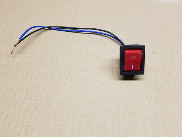 Red On/Off Switch For M4 $2.99