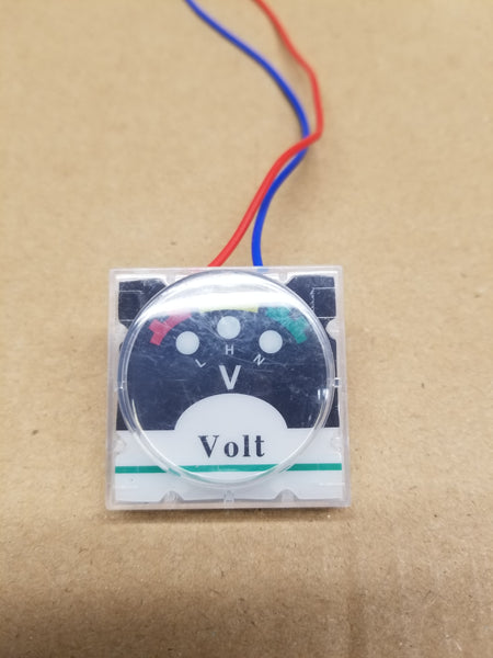 New! Voltmeter For M4 Base $1.99