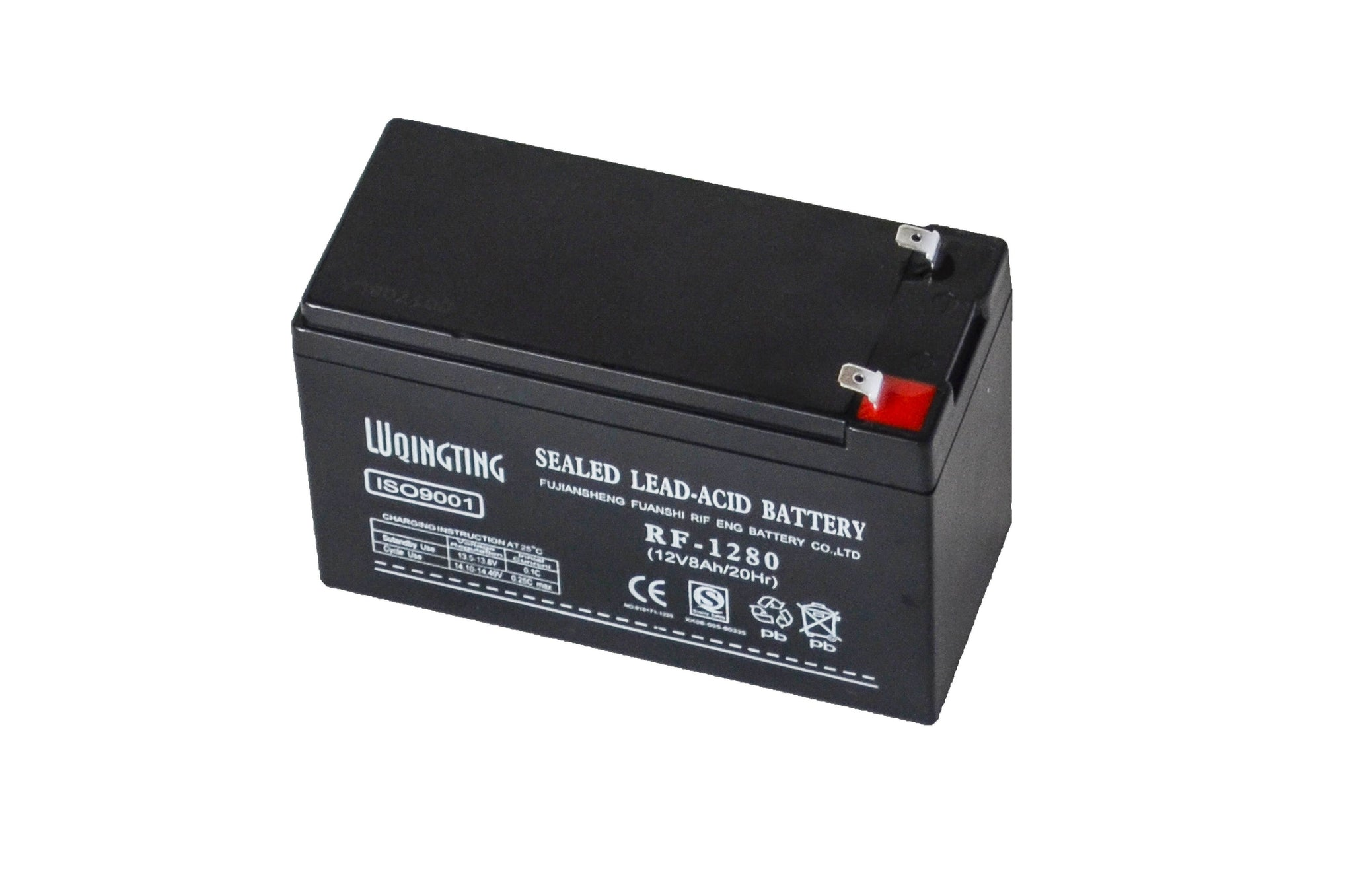 M4 Sealed Lead Acid Battery (12 VOLT 8 AH AGM) For M4 $24.99