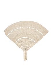 Straw Vented Fan