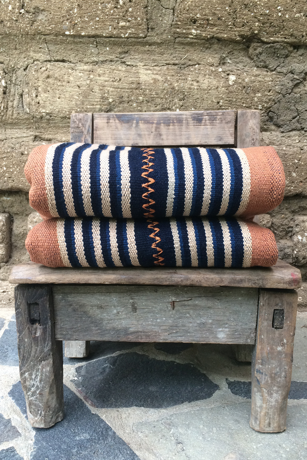 Atitlan Cotton Throw