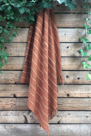 Desert Cotton Throw