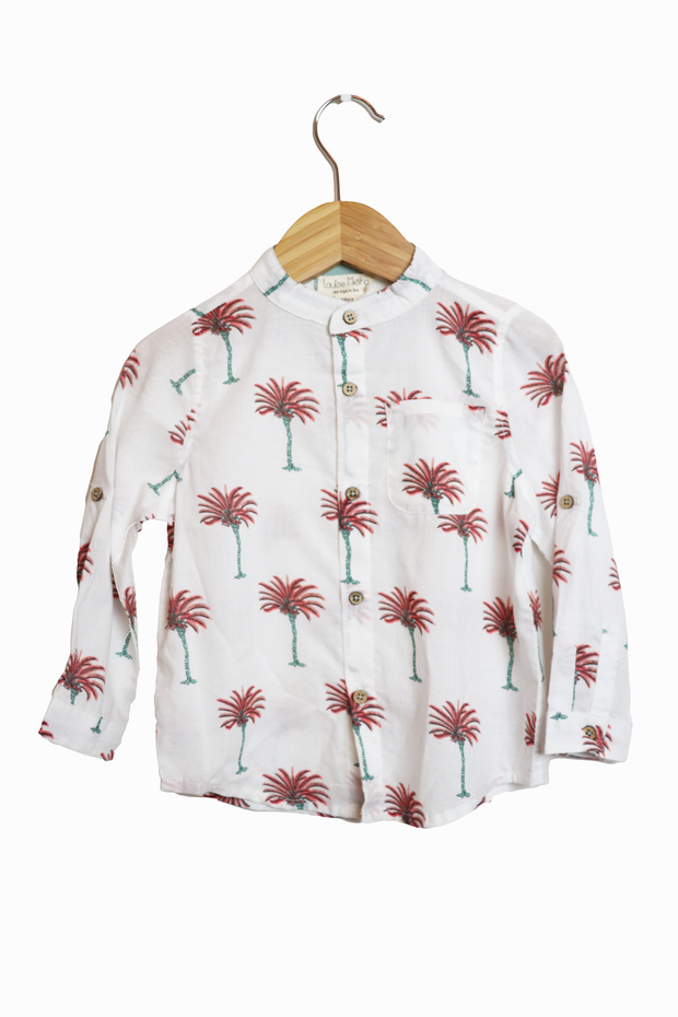 Amod Shirt Tropical