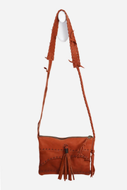 Yen Leather Bag - Coffee