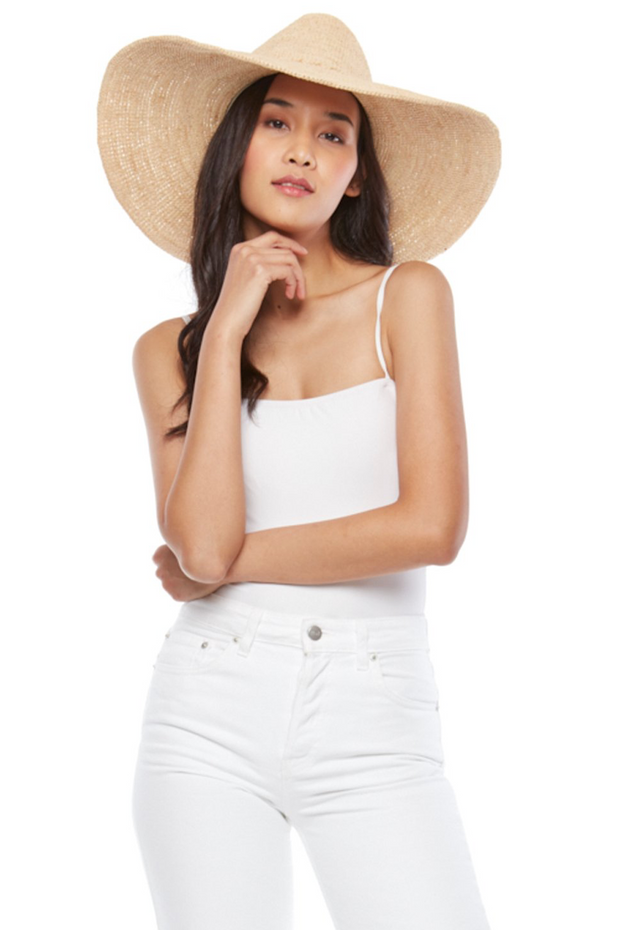 Jane Wide Brimmed Sun Hat