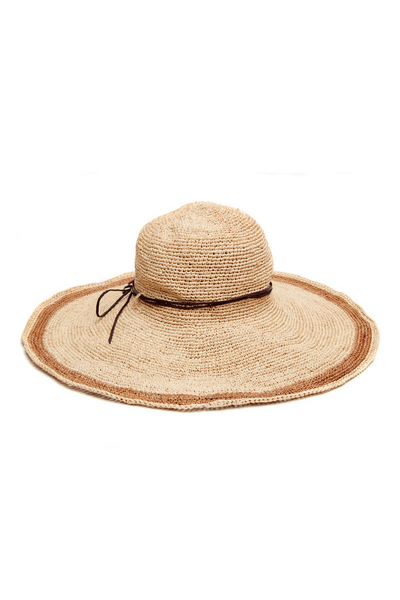 Tori Crocheted Sun Hat