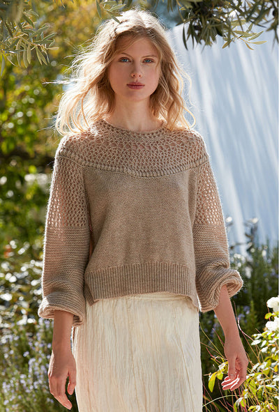 Picchu Knitted Sweater