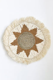 Seagrass Woven Sumba Placemat