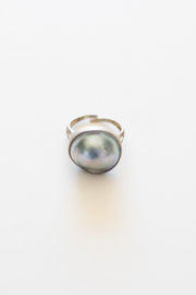 SS Ring with Semi Precious Stone