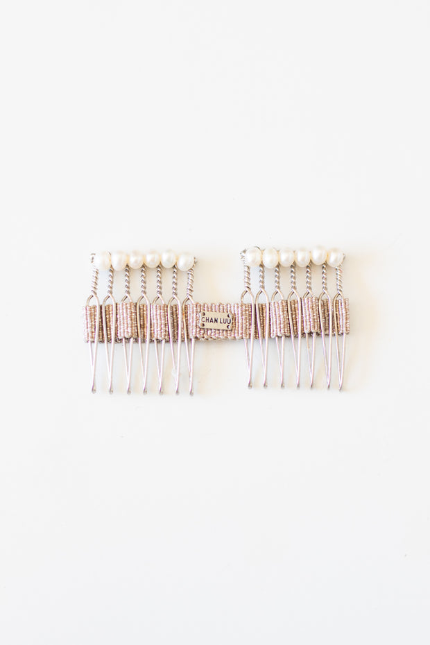 Small Hair Comb Barrette
