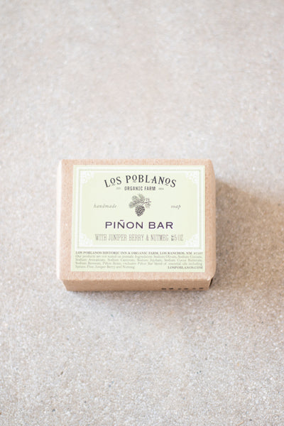 Pinon Handmade Soap Bar