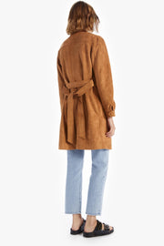 The Patch Pocket Car Coat
