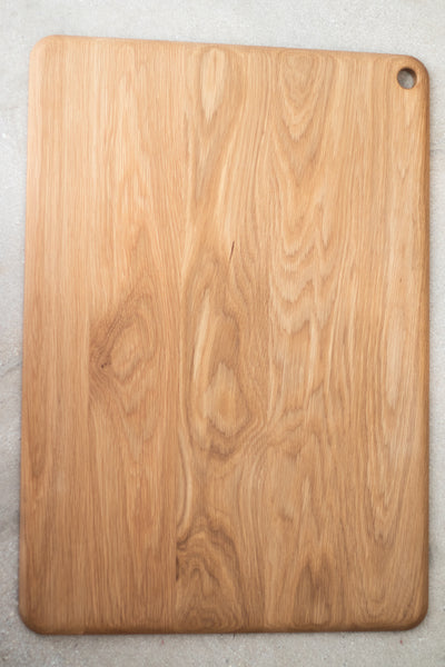 XL Oak Cutting Board