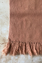 Flor de Algodon Cotton Throw
