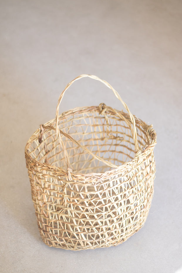 Patagonian Chile Woven Baskets