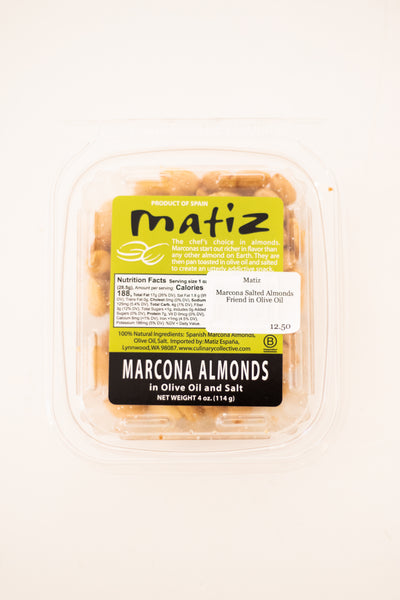 Marcona Salted Almonds Friend in Olive Oil