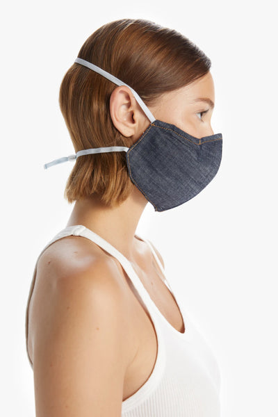 THE ADJUSTABLE DON'T SPRAY IT SOLID MASK