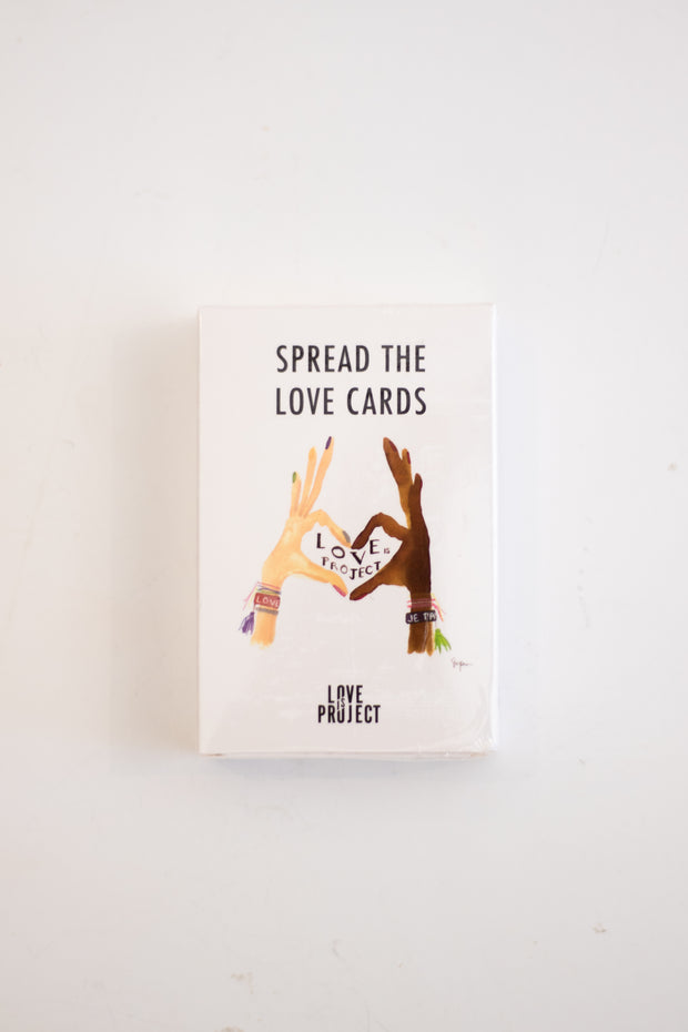 Spread the LOVE- Deck of Cards