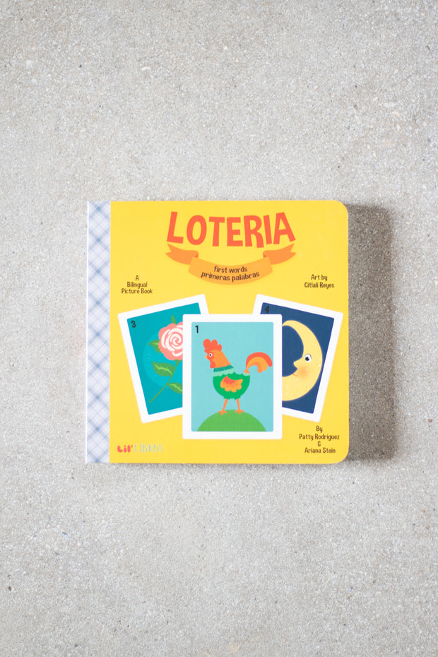 Loteria: First Words - Primeras Palabras