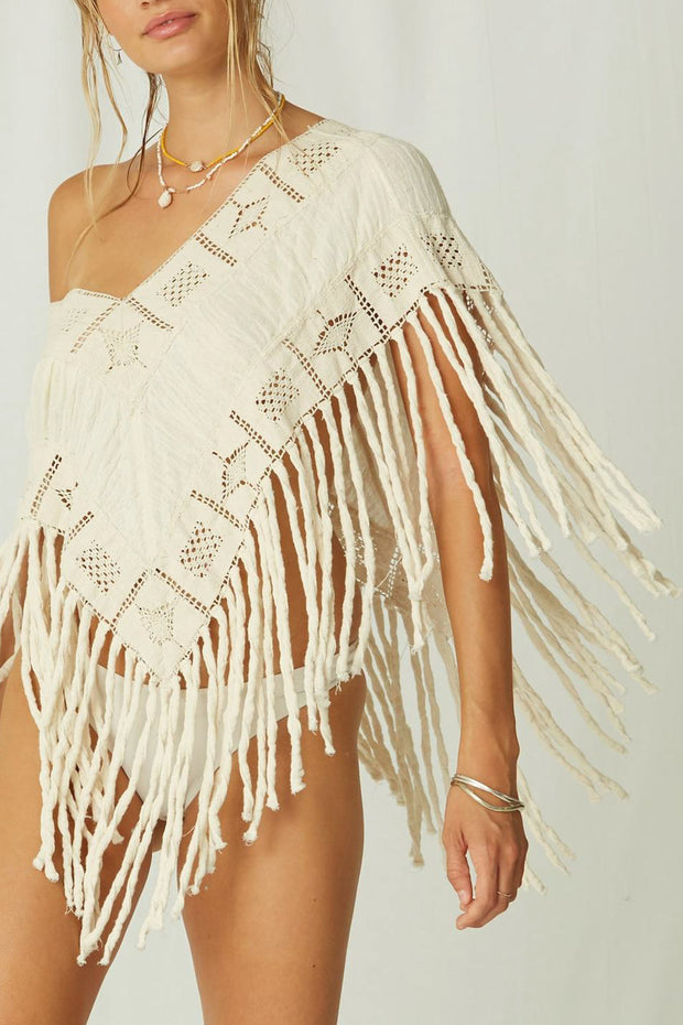 Amazon Fringe Top
