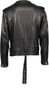 Image of Leather Moto Jacket