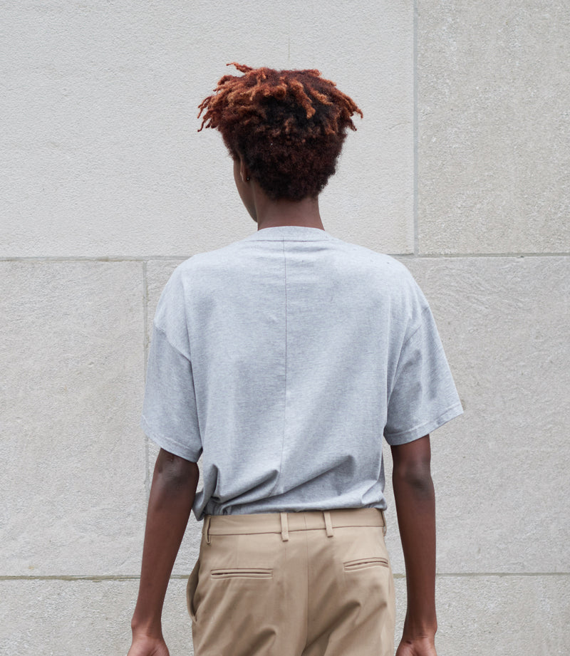 Clear Pocket Tee