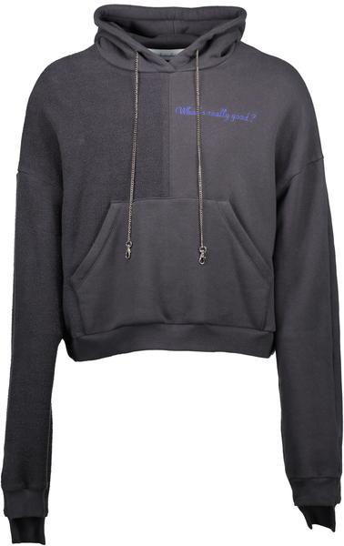 What's Really Good Half Reverse Hoodie