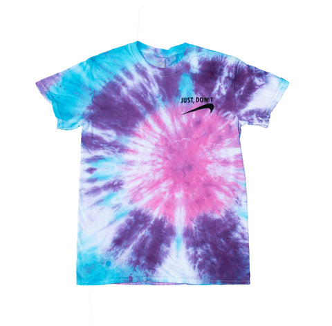 Just, Don't Tie Dye Tee