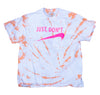 Image of Just Don't - Tie-Dye  Mega T-shirt
