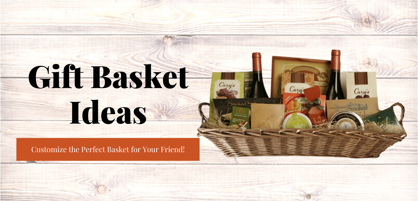 Gist Basket Ideas for the Rectangular Willow Tray
