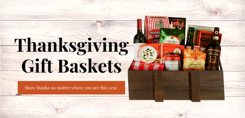 Thanksgiving Gift Basket Guide