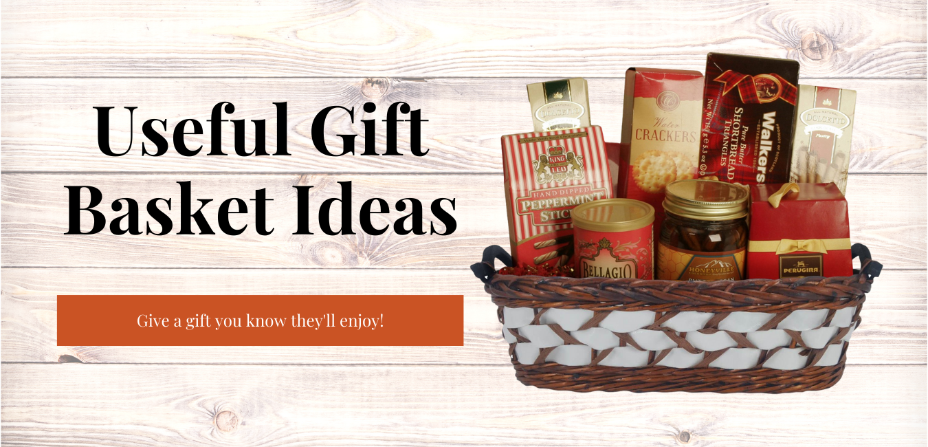 Useful Gift Basket Ideas