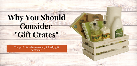 "Why You Should Consider Gift ""Crates"""