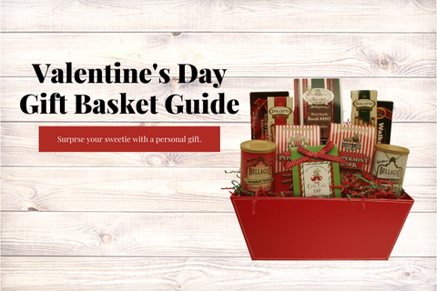 Gift Baskets for Your Valentine