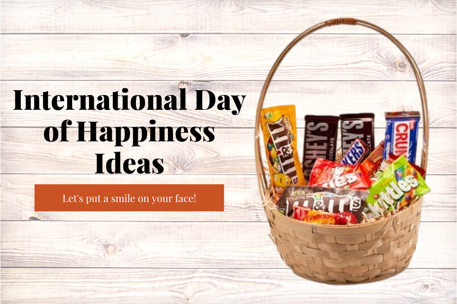 International Day of Happiness - March 20th
