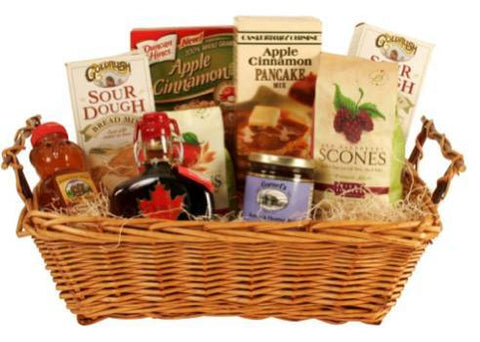 Great Gift Baskets for College Students Away from Home at the Holidays