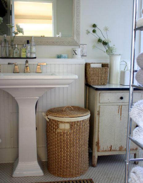 Home Wicker Storage Solutions