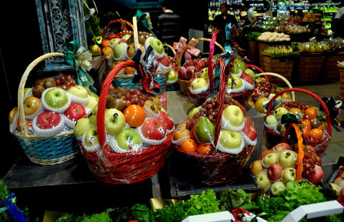Amazing Fruit Gift Basket Ideas for All Seasons from Wald Imports