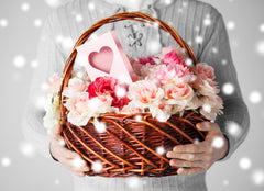 Time to Buy Baskets & Containers for Valentine's Day Customers