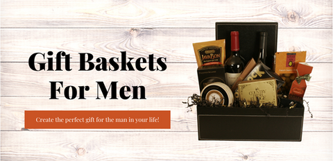 Manly Gift Basket Ideas