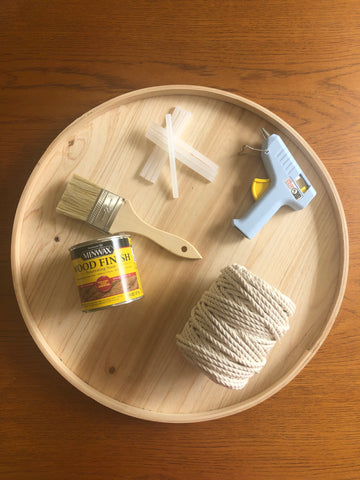 DIY Cork Board Supplies