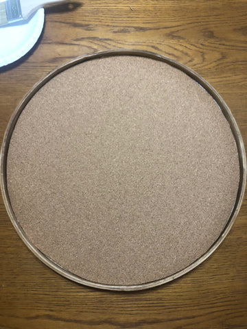 DIY Cork Board Step 6