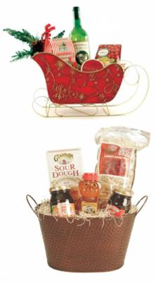 Alternatives to the Traditional Gift Basket