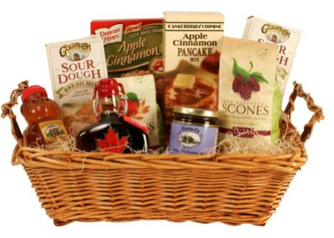 gift basket for yourself