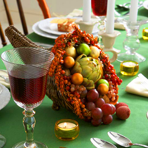 A Masterful Cornucopia Wicker Basket Project Ideas