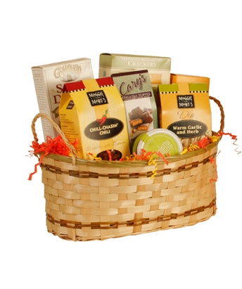 Cheeses Gift Baskets from Wald Imports